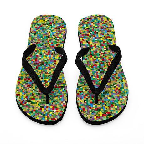 MAKE A WISH Flip Flops