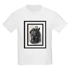 The (Male) Mask/Mask Kids T-Shirt