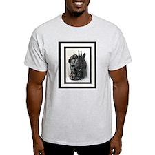 The (Male) Mask/Mask T-Shirt