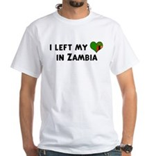 Left my heart in Zambia Shirt