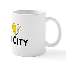 Left my heart in Vatican City Mug