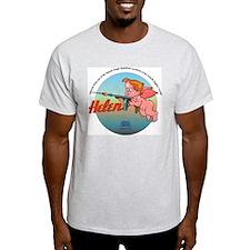 Helen Ash Grey T-Shirt