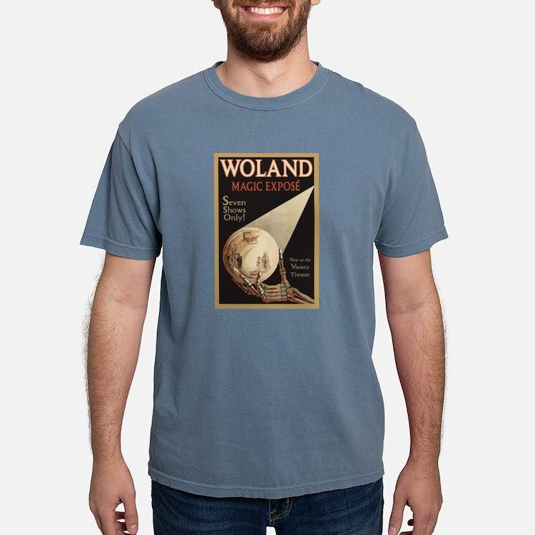 Woland poster T-Shirt
