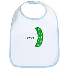 Sweet Pea Bib