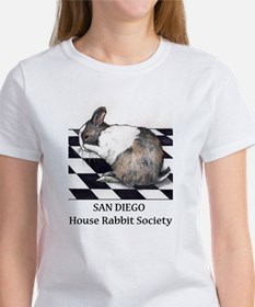 Dutch Bunny Women's T-Shirt