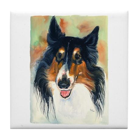 Dillon Portrait Tile Coaster