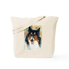 Dillon Portrait Tote Bag