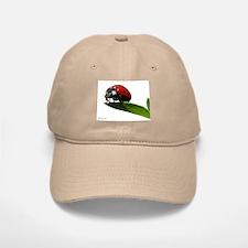 The LadyBug Baseball Baseball Cap