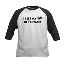 Left my heart in Tanzania Tee
