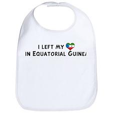 Left my heart in Equatorial G Bib