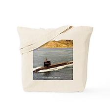 shouston ssbn framed panel print Tote Bag