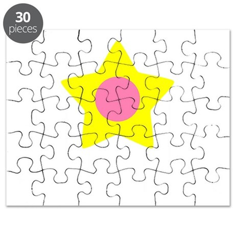 Ride the Star Puzzle