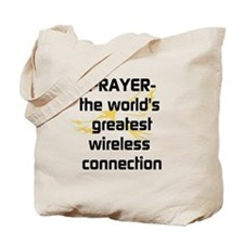 PRAYER- the worlds greatest wireless connection To