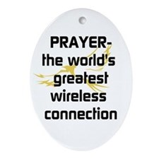 PRAYER- The Worlds Greatest Wireless Connection Or