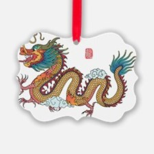 dragon-color-01 Ornament