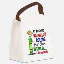 D DAUGHTER Canvas Lunch Bag