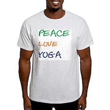 PEACELOVEYOGA T-Shirt