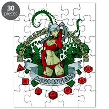 OrcGirl Puzzle
