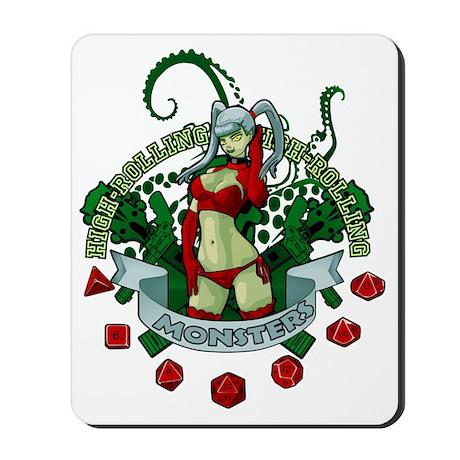 OrcGirl Mousepad