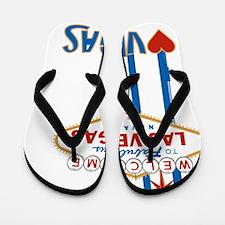 LasVegas_12_12_Wmn_plusv_front_WelcomeS Flip Flops