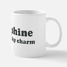 Josephine is my lucky charm Mug