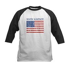 MARK WARNER (Vintage flag) Tee