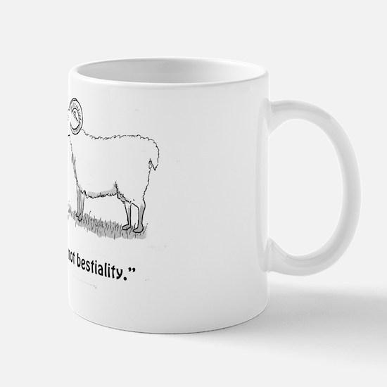 If WE do it ... Mug