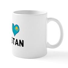 Left my heart in Kazakhstan Mug