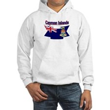 The Cayman flag ribbon Hoodie