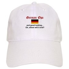 German Opa-Good Lkg Baseball Cap
