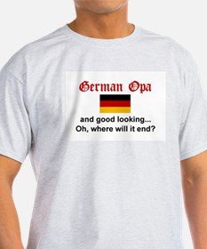 German Opa-Good Lkg T-Shirt