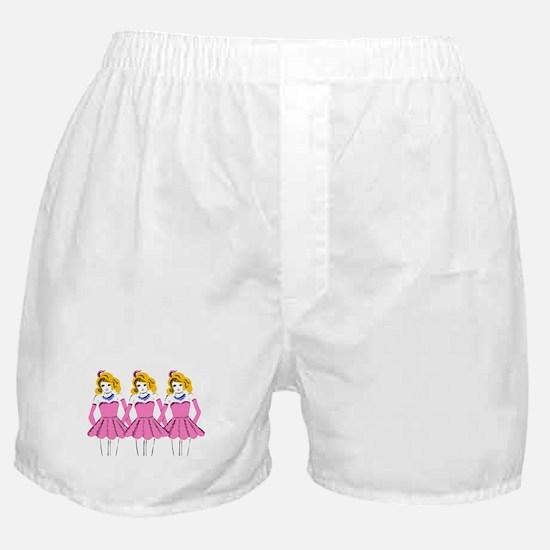 Funny Twinpeakstv Boxer Shorts