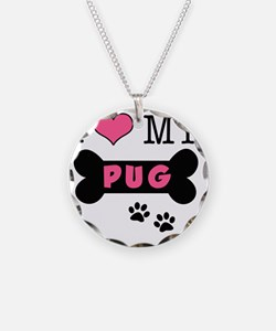 dogboneILOVEMY Necklace