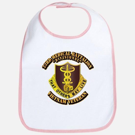 Army - 23rd Medical Battalion Bib