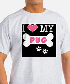 dogboneILOVEMY(laptop) T-Shirt