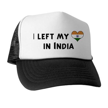 Left my heart in India Trucker Hat
