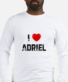I * Adriel Long Sleeve T-Shirt