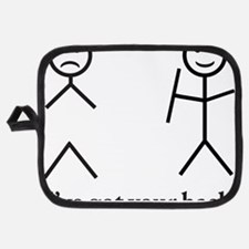 i got your back cu ochi Potholder