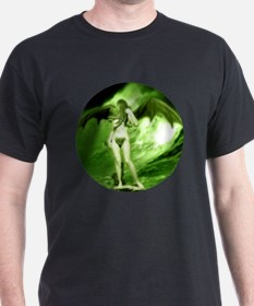 Cthuluette_edited-1 T-Shirt