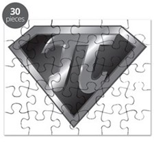 Super Pi - math super hero Puzzle