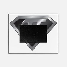 Super Pi - math super hero Picture Frame