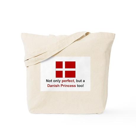 Perfect Danish Princess Tote Bag