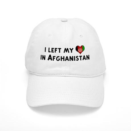 Left my heart in Afghanistan Cap