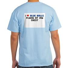 I heart blue balls T-Shirt