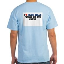 I heart blue balls T-Shirt