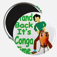 CongaDude Magnet