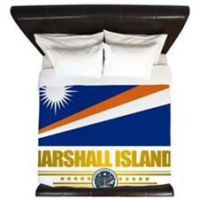 Marshall Islands (Flag 10)2 King Duvet