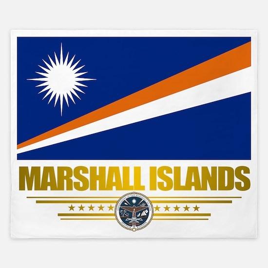 Marshall Islands (Flag 10)2 King Duvet
