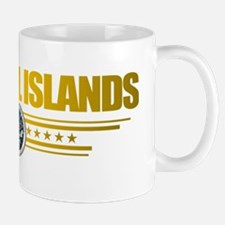 Marshall Islands (Flag 10) pocket 2 Mug