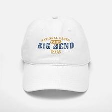 Big Bend 3 Baseball Baseball Cap